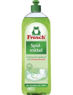 Frosch Spülmittel  (750 ml) - 4001499013959