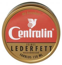 Centralin Feines Lederfett farblos  (150 ml) - 4006230250006