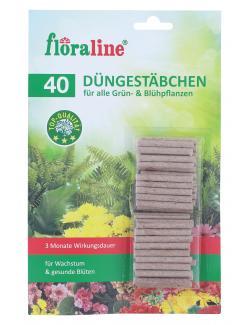 Floraline Düngestäbchen  (40 St.) - 4009737400813