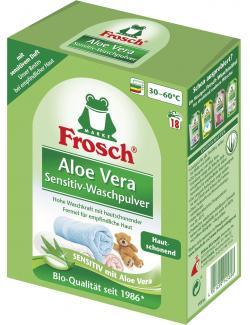 Frosch Aloe Vera Color-Waschpulver 18WL  (1,35 kg) - 4001499014130