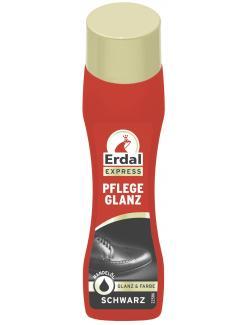Erdal Express Pflegeglanz schwarz  (75 ml) - 4001499014659