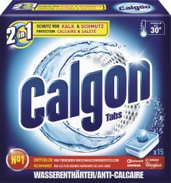 Calgon Wasserenthärter Tabs  (15 St.) - 4002448003533