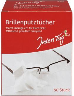 Jeden Tag Brillenputztücher  (50 St.) - 4306180110239