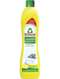 Frosch Scheuermilch Zitrone  (500 ml) - 4001499138669
