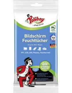 Poliboy Staubmeister Flachbildschirm Feuchttücher  (30 St.) - 4016100293019