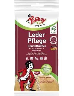 Poliboy Lederpflege Feuchttücher  (20 St.) - 40161747
