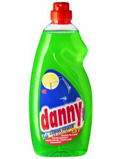 Danny Lemon Power Geschirrspülmittel  (1,50 l) - 9002023002505