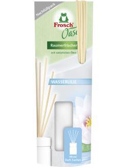 Frosch Oase Raumerfrischer Wasserlilie  (90 ml) - 4001499116872