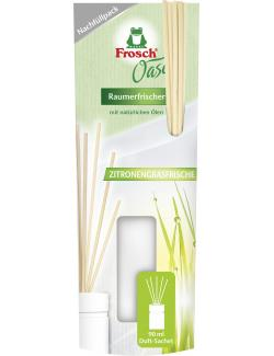 Frosch Oase Raumerfrischer Zitronengrasfrische  (90 ml) - 4001499116896