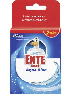 WC Ente Aqua Blue 4in1 Nachfüller  (2 x 40 g) - 5000204669022