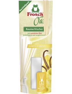 Frosch Oase Nachfüller Sanfte Vanille  (90 ml) - 4001499914454