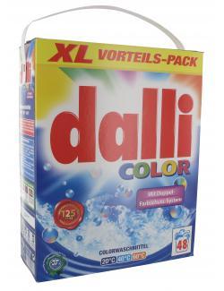 Dalli Colorwaschmittel 48WL  (3,12 kg) - 4012400526932