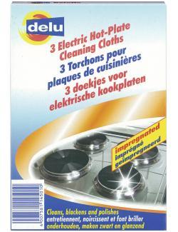 Ako Kochplatten Putzlinge Delufix  (3 St.) - 4007581145010