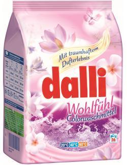 Dalli Wohlfühl Colorwaschmittel   (16 WL) - 4012400527410