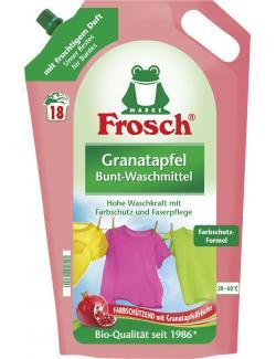 Frosch Waschmittel Granatapfel 18WL  (1,80 l) - 4001499921520
