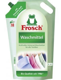 Frosch Waschmittel flüssig 18WL  (1,80 l) - 4001499919893