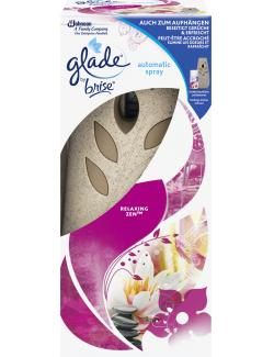 Glade by Brise Automatic Spray Relaxing Zen  (1 St.) - 5000204731514