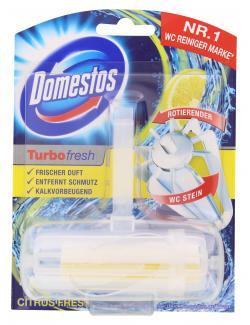 Domestos Turbo Fresh WC-Stein rotierend citrus fresh  (55 g) - 8712561846493