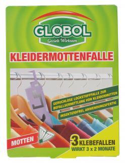 Globol Kleidermottenfalle  (3 St.) - 5099831644427
