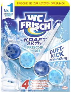 WC-Frisch Kraft-Aktiv Dauer-Duft-Kern frische Brise  (50 g) - 4015000963114