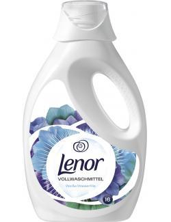 Lenor Vollwaschmittel flüssig Weiße Wasserlilie  (16 WL) - 8001090076380