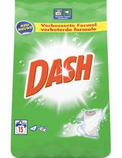Dash Vollwaschmittel 15WL  (975 g) - 4084500845282