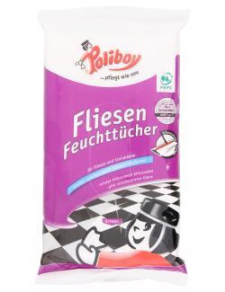 Poliboy Fliesen Feuchttücher  (15 St.) - 4016100521518