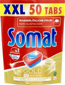 Somat 12 Gold XXL Tabs  - 4015000961721