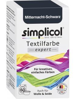 Simplicol Textilfarbe expert Mitternacht-Schwarz  (150 g) - 4052400017184