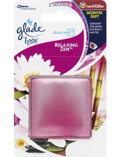 Glade by Brise Discreet Nachfüller Relaxing Zen™  (1 St.) - 5000204744712