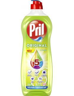 Pril Geschirrspülmittel Original Limette  (750 ml) - 4015000962049