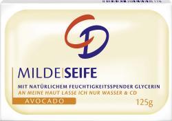 CD Milde Seife Avocado  (125 g) - 5000468000067