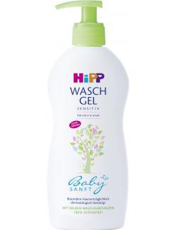 Hipp Waschgel Haut & Haar  (400 ml) - 4062300054592