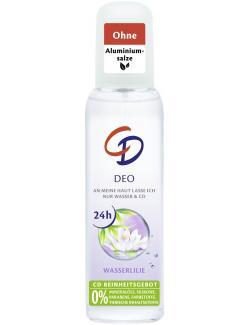 CD Deo Spray Wasserlilie  (75 ml) - 4000388652606