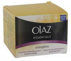 Olaz Essentials Complete Nachtcreme  (50 ml) - 5000174705706