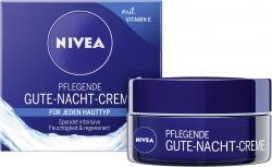 Nivea Aqua Effect Regenerierende Nachtpflege  (50 ml) - 4005808195404