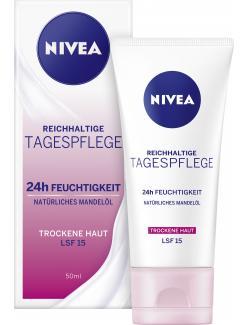 Nivea Reichhaltige Tagespflege  (50 ml) - 4005808196265