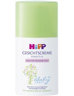 Hipp Babysanft Gesichtscreme  (50 ml) - 40623382