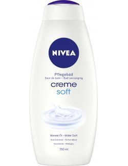 Nivea Creme Soft Cremebad  (750 ml) - 4005808067626