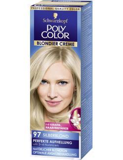 Schwarzkopf Poly Color Blondier Creme 97 silberblond  (89 ml) - 4015000212977