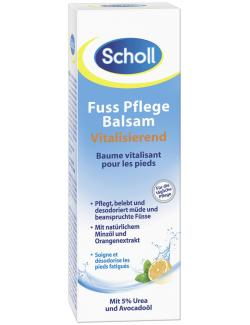 Scholl Fuss Pflege Balsam vitalisierend  (75 ml) - 5038483383926