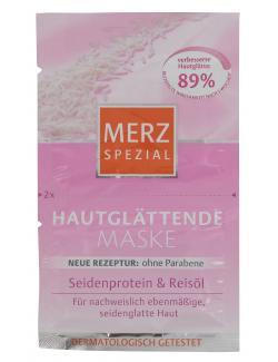 Merz Spezial Hautglättende Maske  (2 x 7,50 ml) - 4008491119566