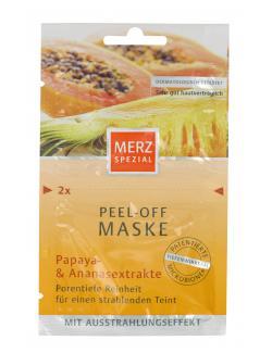 Merz Spezial Peel-Off Maske  (2 x 7,50 ml) - 4008491118828