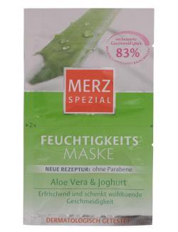 Merz Spezial Feuchtigkeits-Maske  (2 x 7,50 ml) - 4008491119542