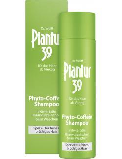 Plantur 39 Phyto-Coffein-Shampoo  (250 ml) - 4008666700001