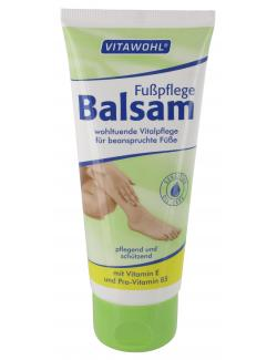 Vitawohl Fußpflege Balsam  (100 ml) - 4009737306962