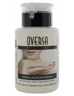 Oversa Professional Nagellackentferner acetonfrei  (175 ml) - 4003583130214