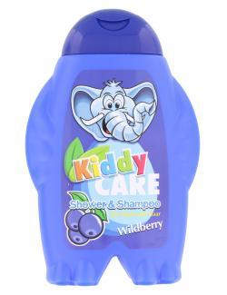 Colutti Kiddy Care Shower & Shampoo Wildberry  (300 ml) - 4009737384670