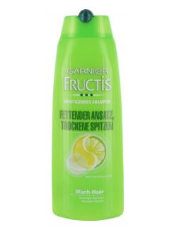Garnier Fructis Fettender Ansatz Trockene Spitzen Shampoo  (250 ml) - 3600541013391