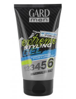 Gard Men Extreme Styling Gel maximaler Halt  (150 ml) - 4013162017270